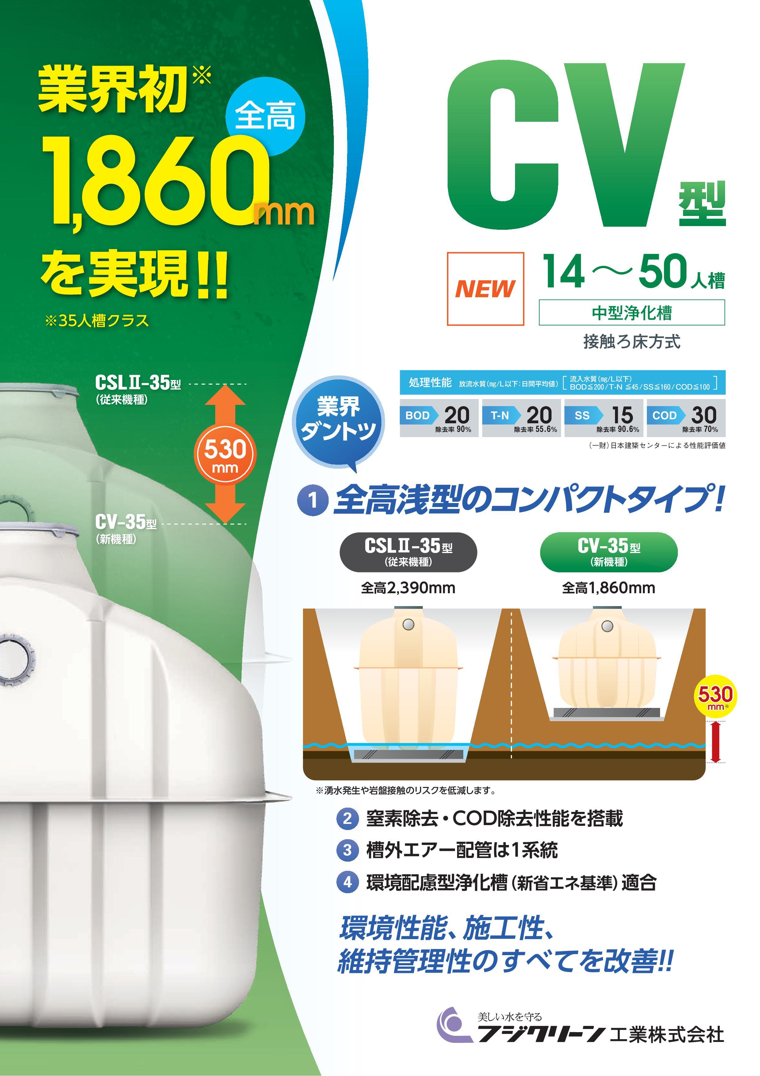 CV型(14-50)